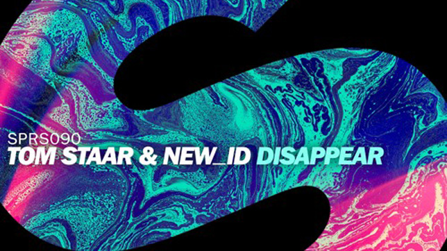 Tom Staar & NEW_ID - Disappear