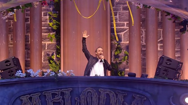 Tomorrowland Live Stream 2016