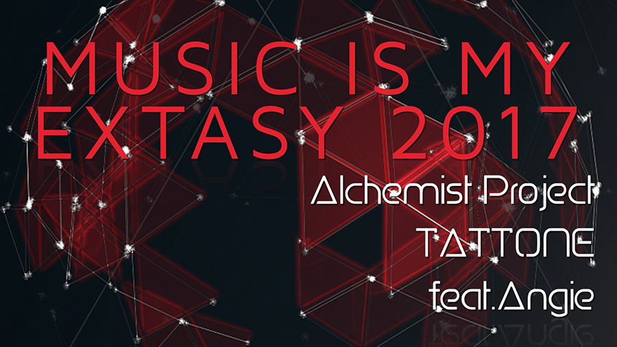 Alchemist Project & TATTONE feat. Angie - Music is my extasy 2017