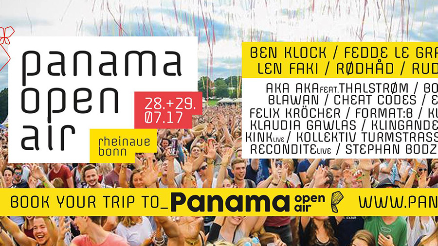 Panama Open Air 2017