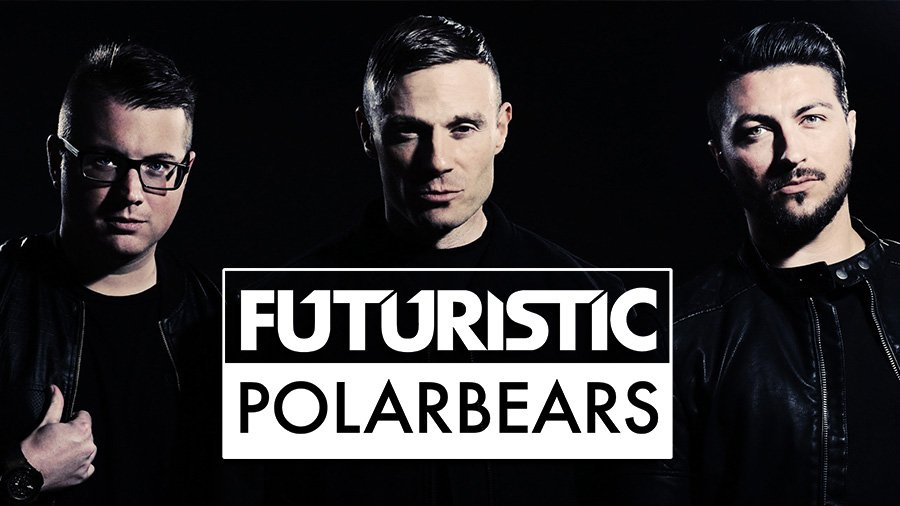 Futuristic Polar Bears im Interview