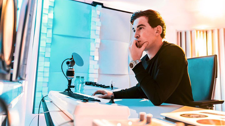"Hardwell bringt Follow-Up zu ""Apollo"""