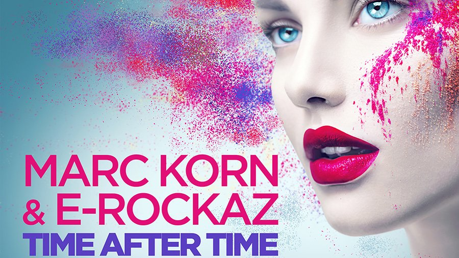 Marc Korn & E-Rockaz - Time After Time