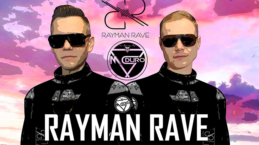 Rayman Rave ft. MC DURO - This is my bay