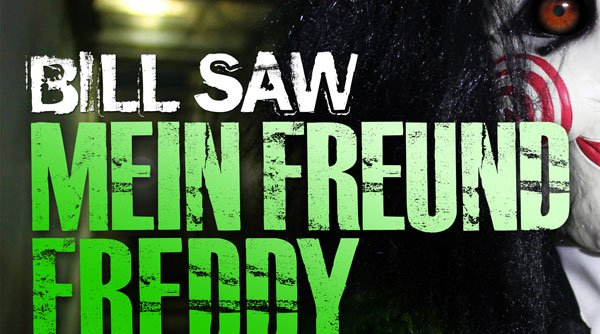 Bill Saw - Mein Freund Freddy