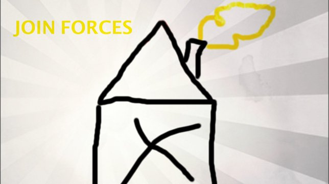 Join Forces - Drop That House