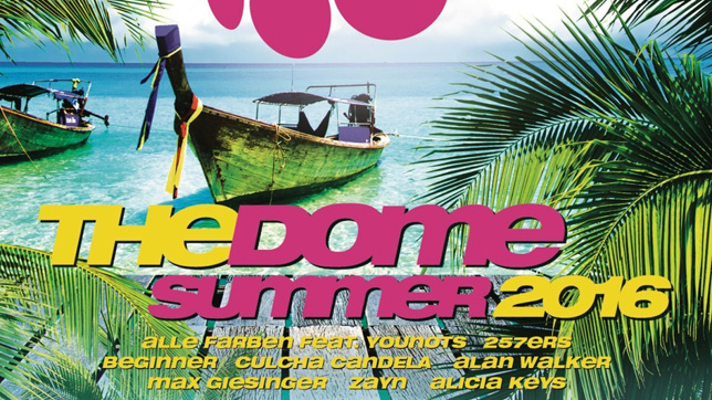 The Dome Summer 2016 » [Tracklist]