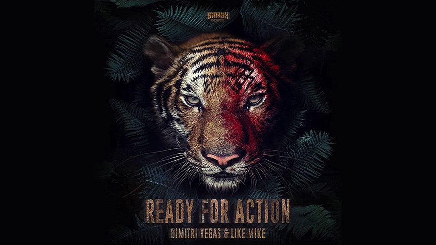 Dimitri Vegas & Like Mike - Ready For Action