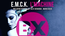 Neu in der DJ-Promo: E.M.C.K. - L´Machine