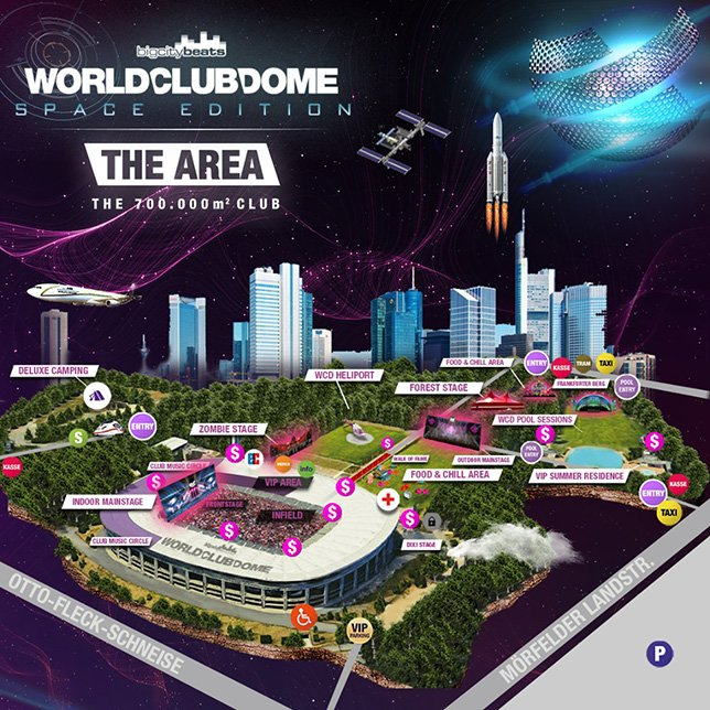 WORLD CLUB DOME 2019