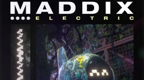 Techno trifft auf Big-Room: 'Maddix -Electric'