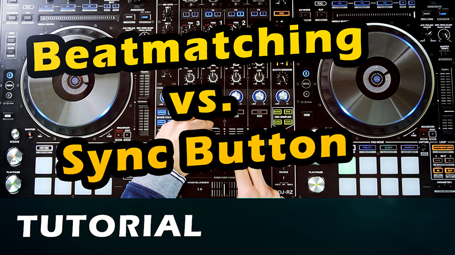 Beatmatching, Analog, BPM, Sync
