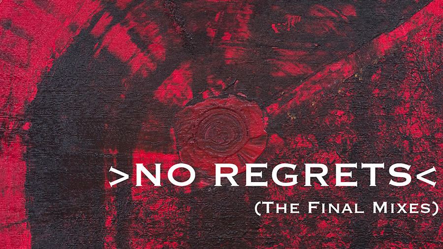 Robert Jay - No Regrets (The Final Mixes)