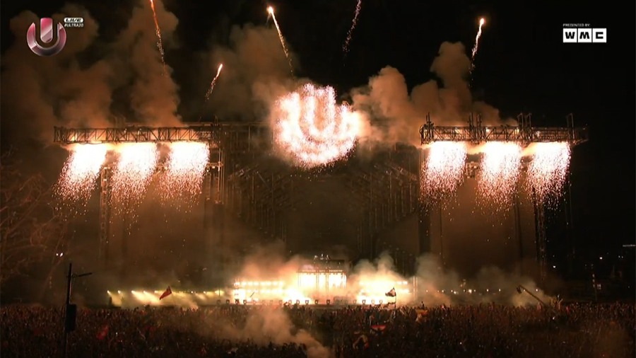 Swedish House Mafia - Ultra 2018