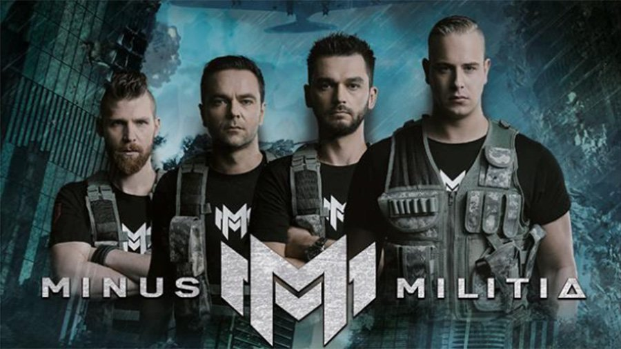 Solution Germany pres. Minus Militia