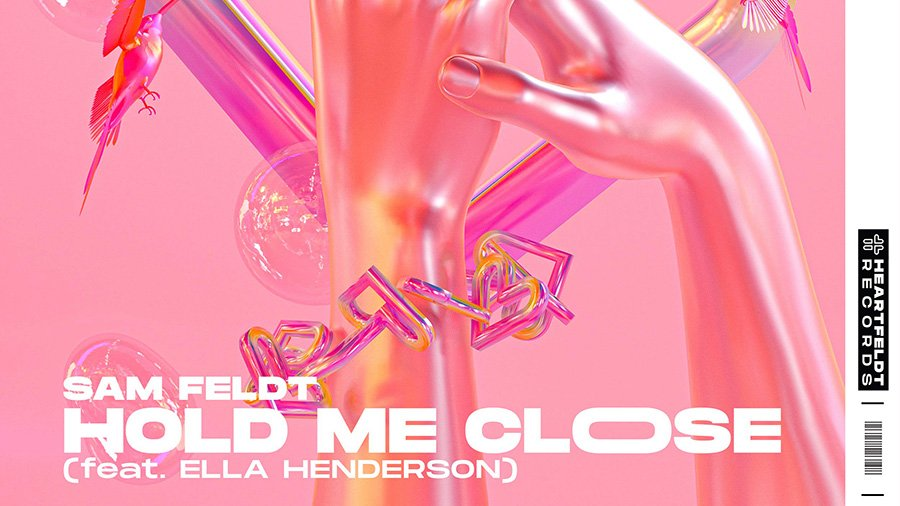 Sam Feldt feat. Ella Henderson - Hold Me Close