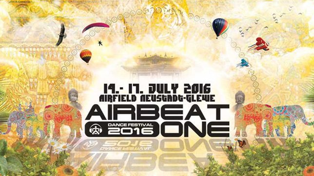 Airbeat One 2016: Das komplette DJ Line Up