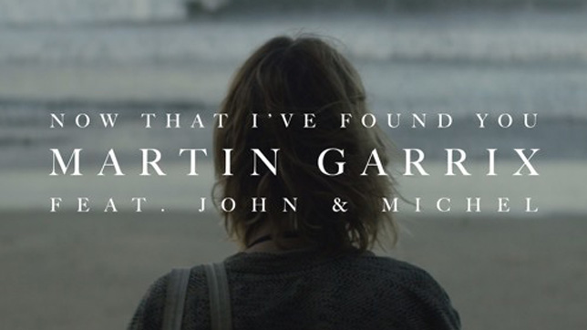 Martin Garrix - Now That I've Found You (feat. John & Michel)