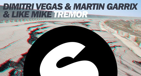 Dimitri Vegas & Martin Garrix & Like Mike - Tremor Artwork Download