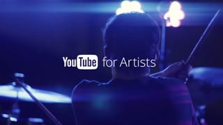 "YouTube kündigt ""YouTube for Artists"" an"