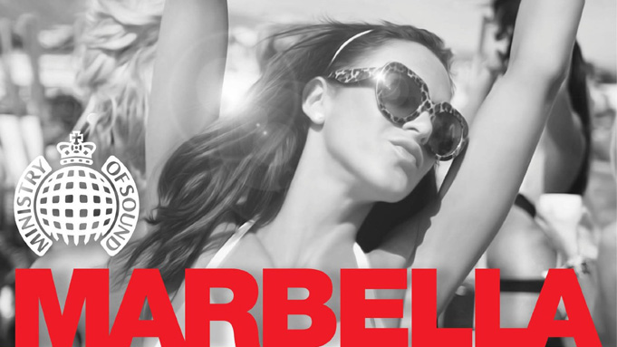Marbella Sessions - the Official Summer Soundtrack