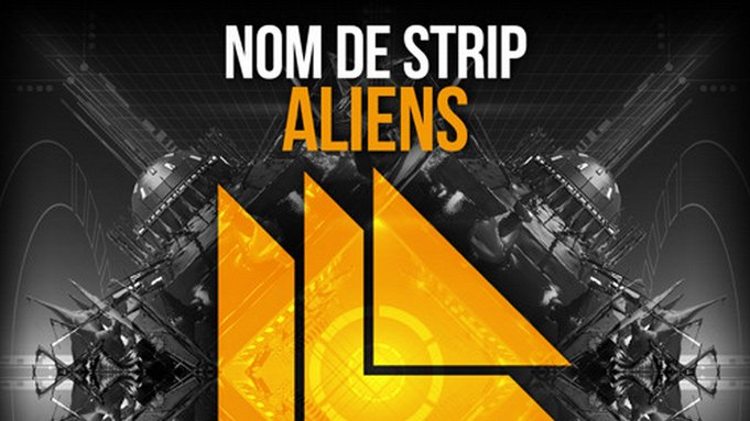 Nom De Strip - Aliens