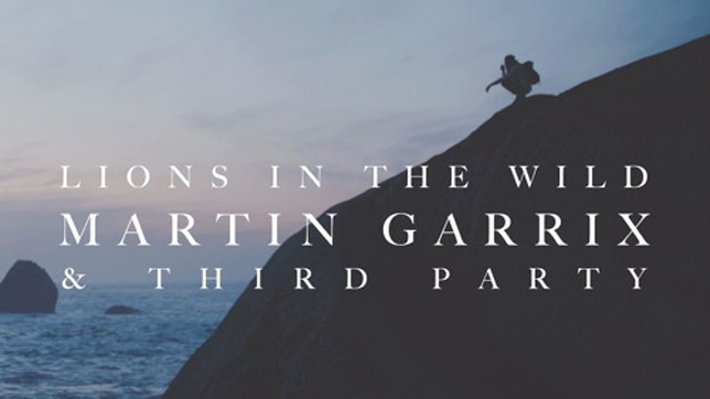 Martin Garrix & Third Party - Lions In The Wild