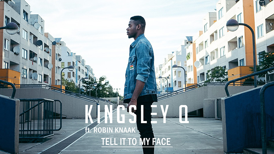 Kingsley Q feat. Robin Knaak - Tell It to My Face