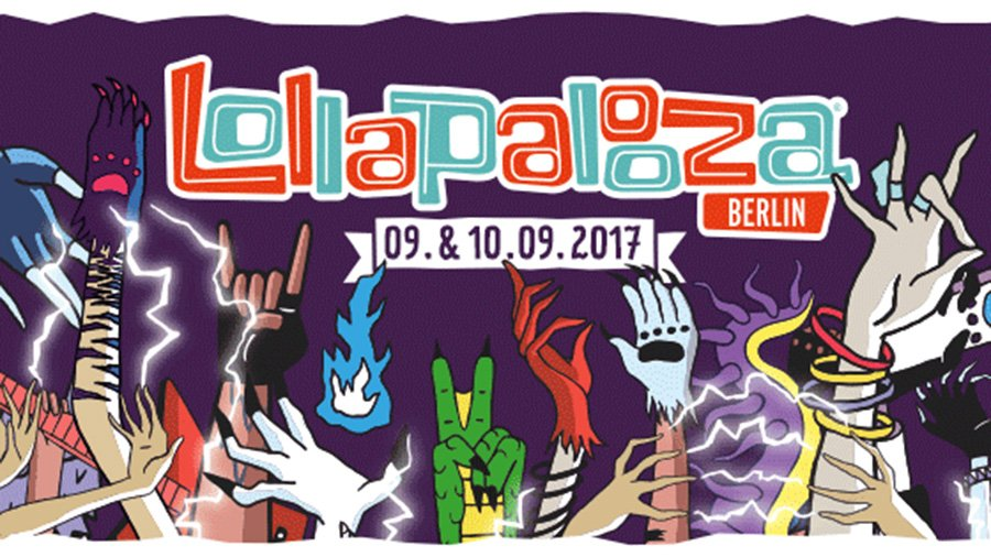 Lollapalooza Berlin 2017: Line-Up & Infos