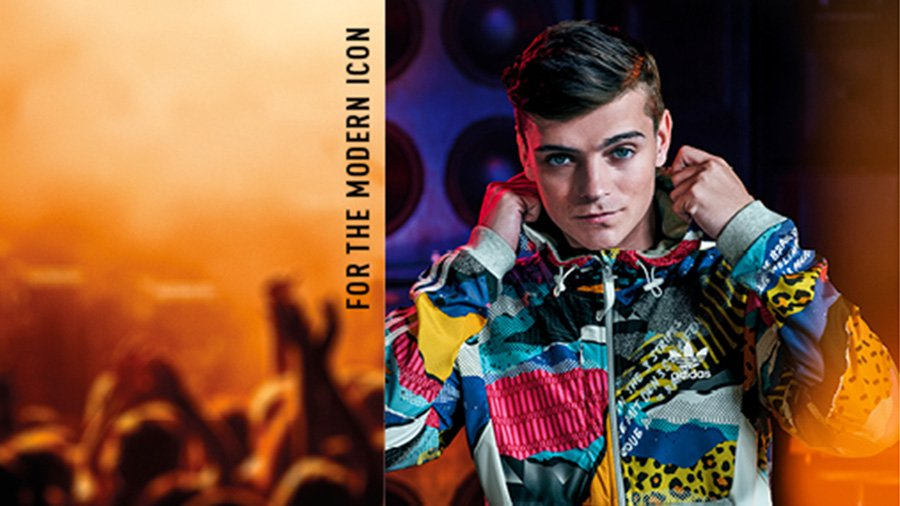 Martin Garrix startet Kollaboration mit Adidas und Foot Locker