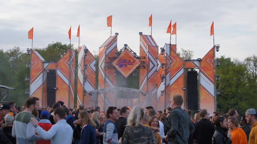 Mainstage des Kingsland Twente