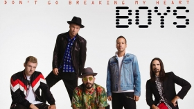 Musikvideo » Backstreet Boys - Don't Go Breaking My Heart