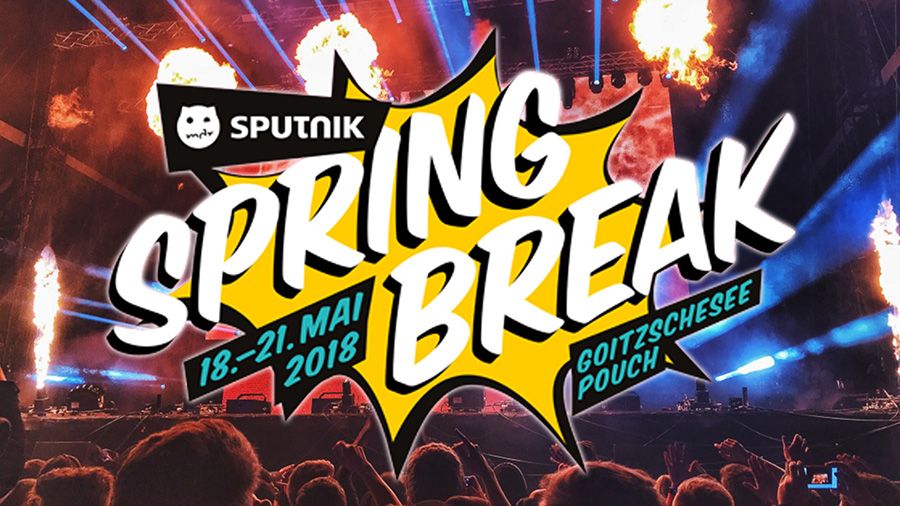 SPUTNIK Spring Break 2018