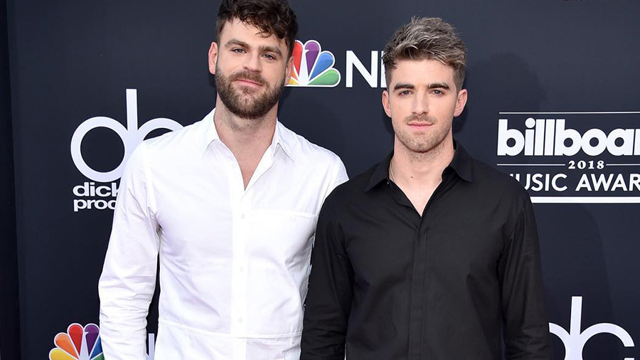 The Chainsmokers räumen bei Billboard Awards ab
