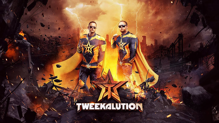 Da Tweekaz - Tweekalution