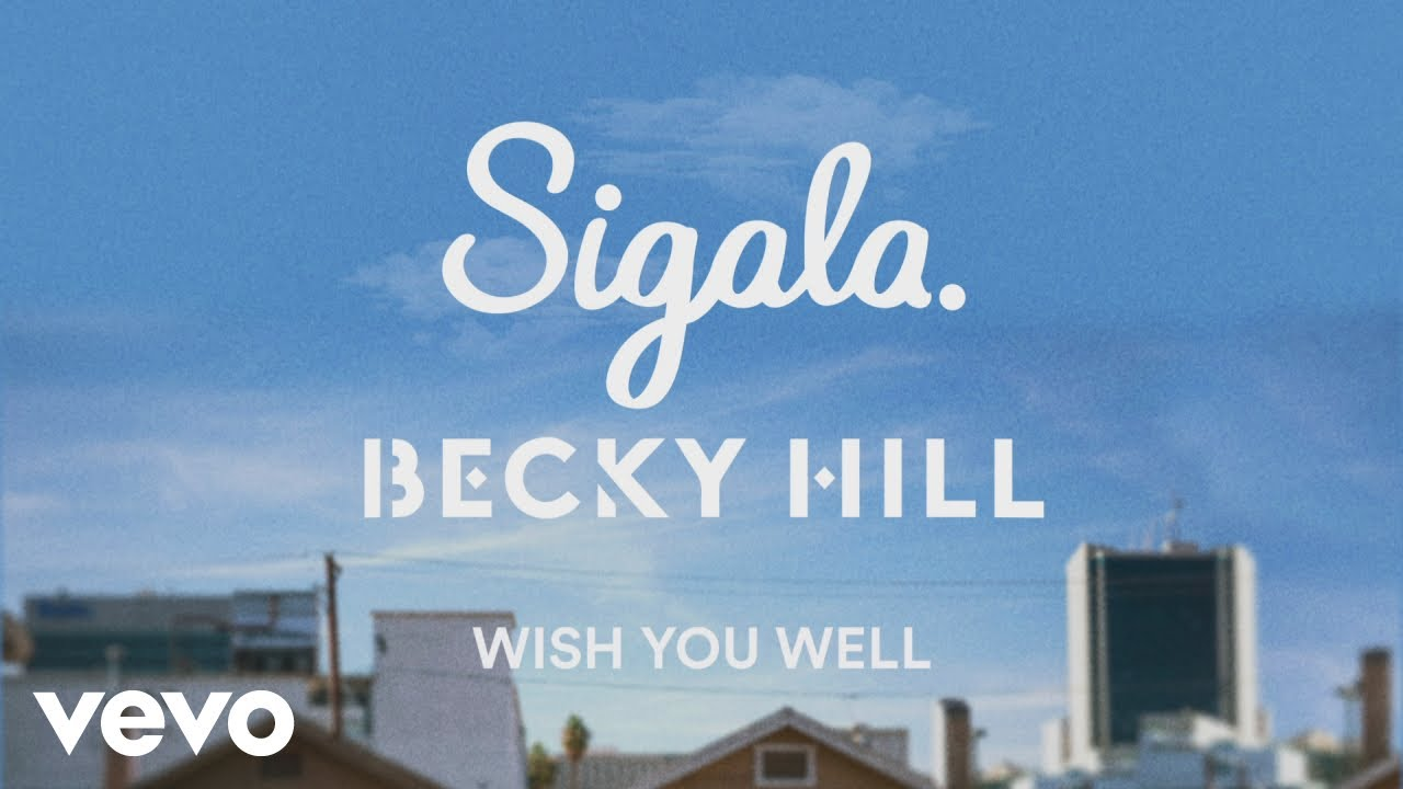 Sigala feat. Becky Hill - Wish You Well