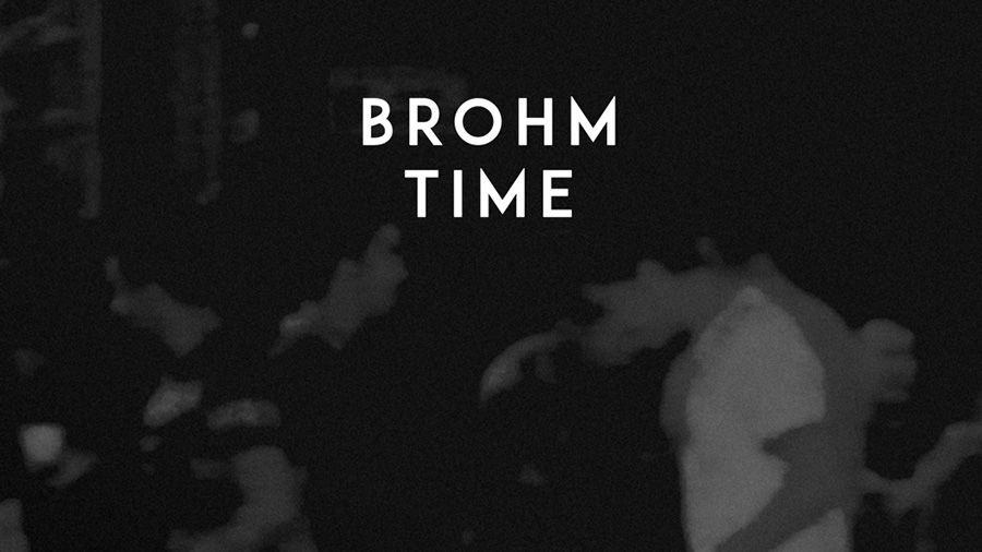 BROHM - Time