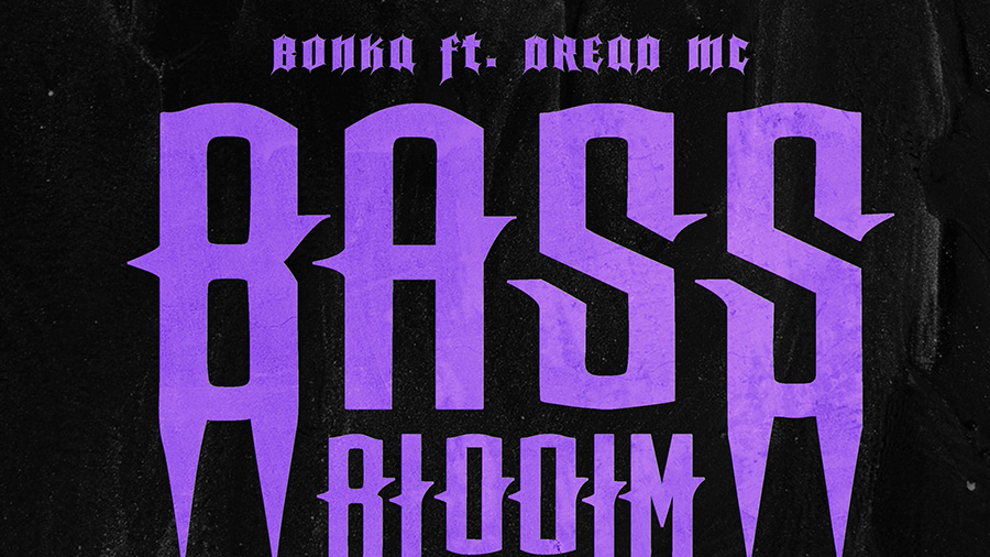 Bonka feat. Dread MC - Bass Riddim