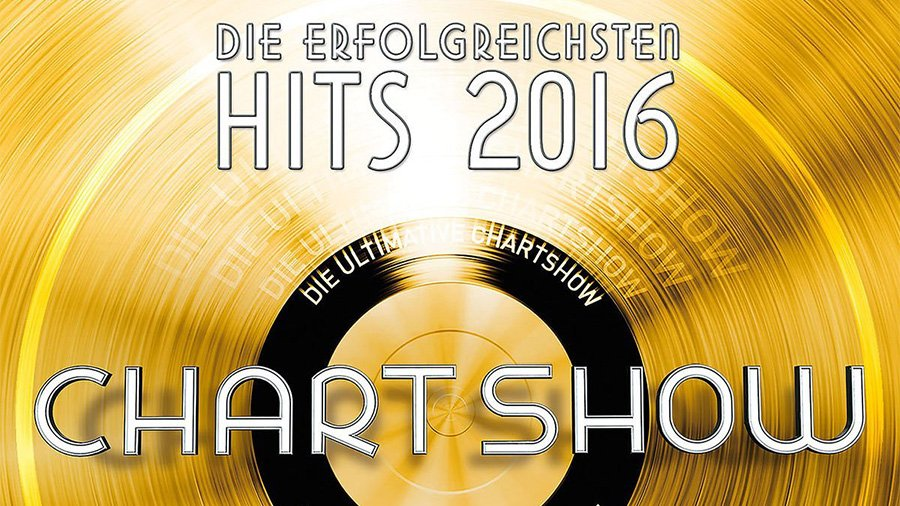 Die Ultimative Chartshow-Hits 2015 » [Tracklist]