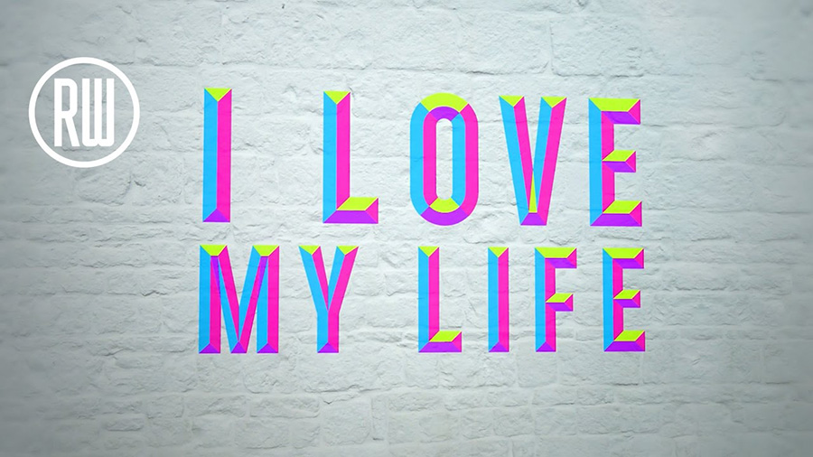 Musikvideo » Robbie Williams - Love My Life