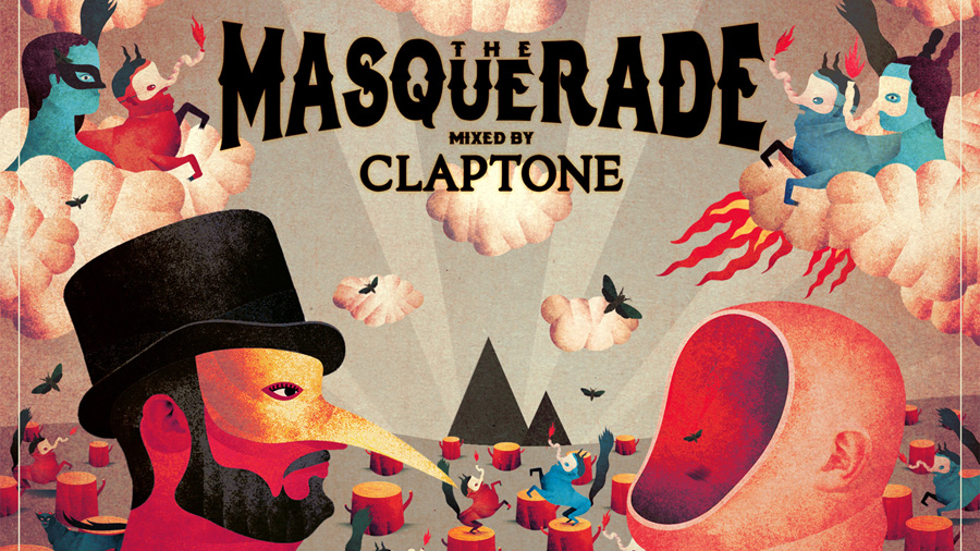 The Masquerade (Mixed by Claptone) » [Tracklist + Album Review]
