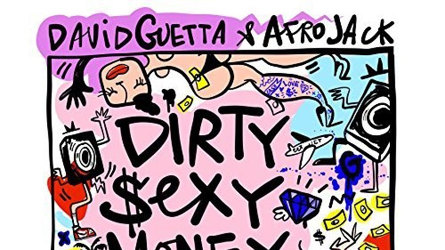 David Guetta & Afrojack feat. Charli XCX & French Montana - Dirty Sexy Money