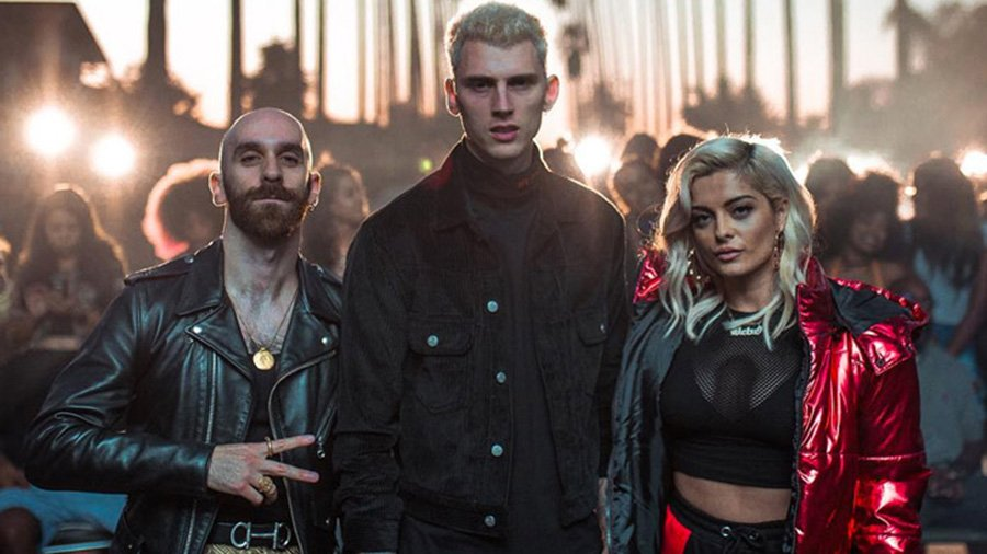 machine gun kelly feat x ambassadors bebe rexha home rh dance charts de