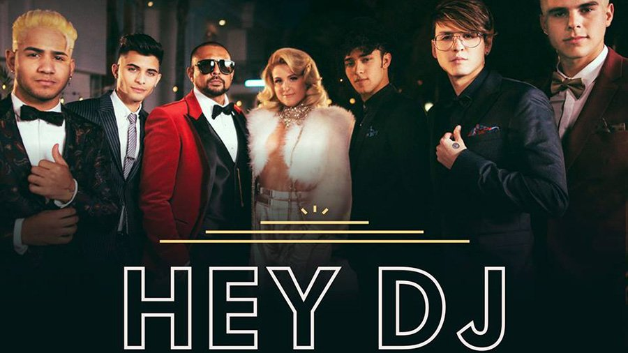 CNCO, Meghan Trainor, Sean Paul - Hey DJ