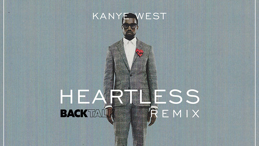 Kanye West - Heartless (Back Talk Remix)