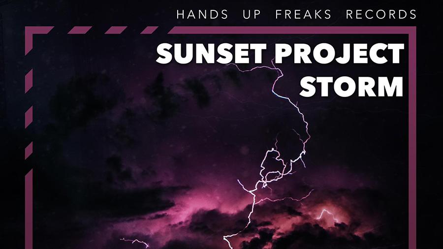 Neu in der DJ-Promo: Sunset Project - Storm - Dance-Charts