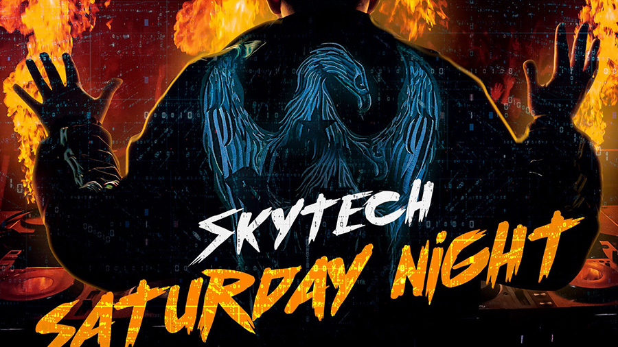 Skytech - Saturday Night