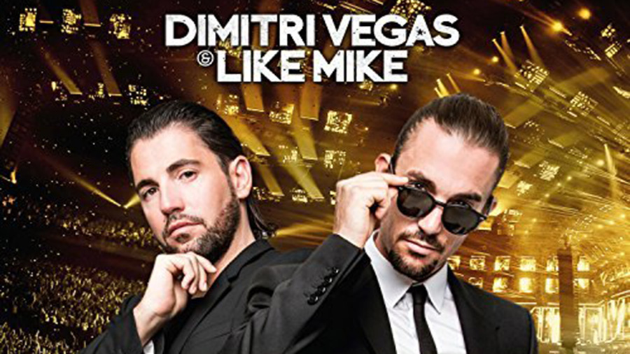 Dimitri Vegas & Like Mike -  Bringing the Madness » [Album Tracklist]