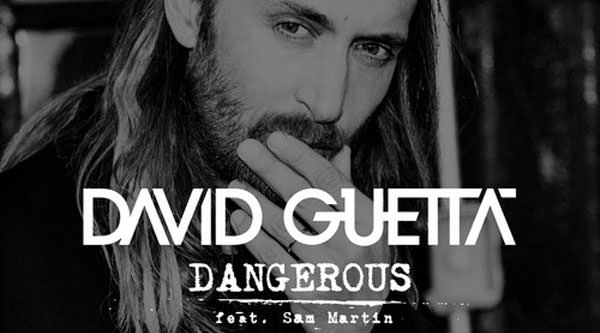 David Guetta fest. Sam Martin - Dangerous
