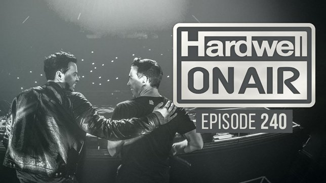 Hardwell On Air 240
